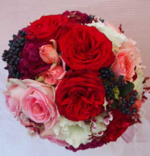 花ギフト|フラワーギフト|誕生日 花|カノシェ話題|スタンド花|ウエディングブーケ|花束|花屋|レッドエレガンス ちか