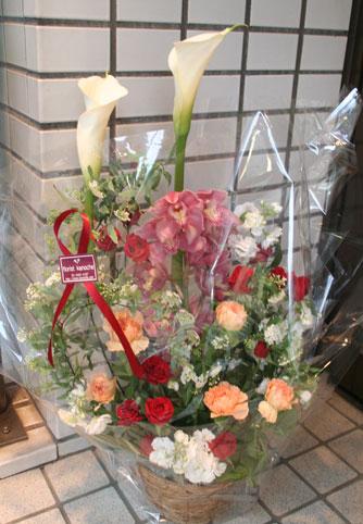 花ギフト|フラワーギフト|誕生日 花|カノシェ話題|スタンド花|ウエディングブーケ|花束|花屋|防衛