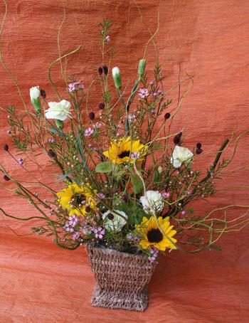 花ギフト|フラワーギフト|誕生日 花|カノシェ話題|スタンド花|ウエディングブーケ|花束|花屋|じゅんこさん うんりゅう