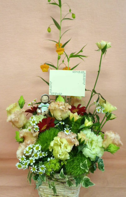 花ギフト|フラワーギフト|誕生日 花|カノシェ話題|スタンド花|ウエディングブーケ|花束|花屋|baseball