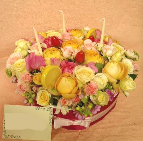 花ギフト|フラワーギフト|誕生日 花|カノシェ話題|スタンド花|ウエディングブーケ|花束|花屋|CAKE-AYU