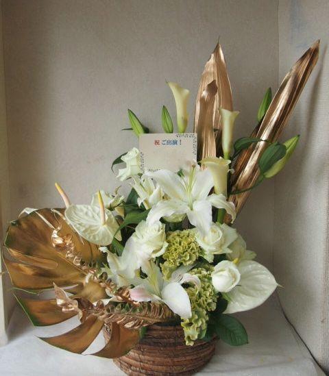 花ギフト|フラワーギフト|誕生日 花|カノシェ話題|スタンド花|ウエディングブーケ|花束|花屋|49201