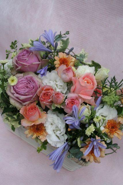 花ギフト|フラワーギフト|誕生日 花|カノシェ話題|スタンド花|ウエディングブーケ|花束|花屋|IMG_7710