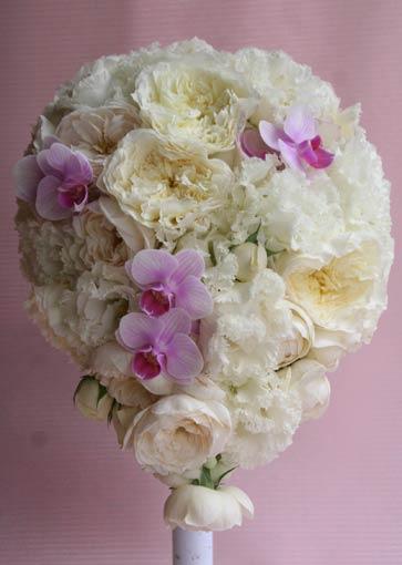 花ギフト フラワーギフト 誕生日 花 カノシェ話題 スタンド花 ウエディングブーケ 花束 花屋 ペイシェンス