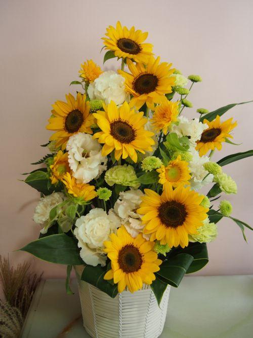 花ギフト|フラワーギフト|誕生日 花|カノシェ話題|スタンド花|ウエディングブーケ|花束|花屋|58039(1)