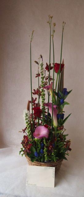 花ギフト|フラワーギフト|誕生日 花|カノシェ話題|スタンド花|ウエディングブーケ|花束|花屋|41805