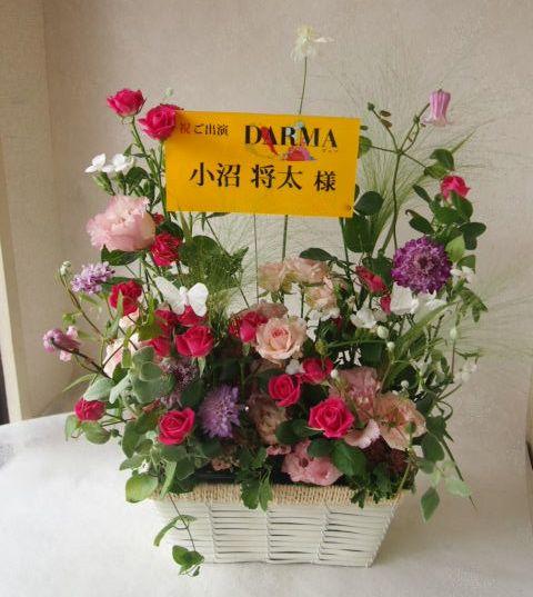 花ギフト|フラワーギフト|誕生日 花|カノシェ話題|スタンド花|ウエディングブーケ|花束|花屋|48497