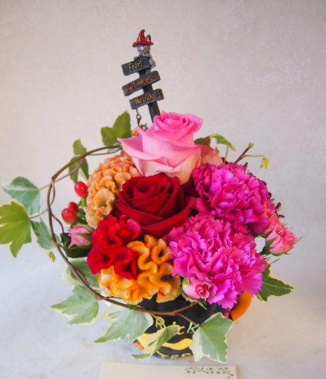 花ギフト|フラワーギフト|誕生日 花|カノシェ話題|スタンド花|ウエディングブーケ|花束|花屋|51386