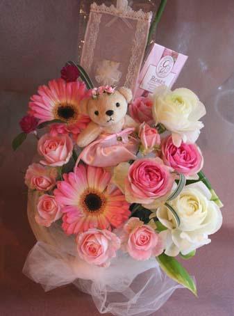 花ギフト|フラワーギフト|誕生日 花|カノシェ話題|スタンド花|ウエディングブーケ|花束|花屋|バレエ