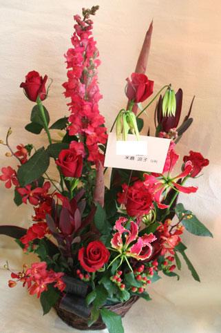 花ギフト|フラワーギフト|誕生日 花|カノシェ話題|スタンド花|ウエディングブーケ|花束|花屋|米倉さま