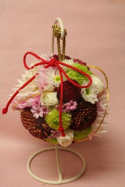 花ギフト|フラワーギフト|誕生日 花|カノシェ話題|スタンド花|ウエディングブーケ|花束|花屋|IMG_6434