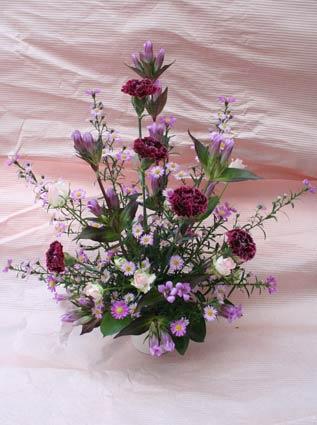 花ギフト|フラワーギフト|誕生日 花|カノシェ話題|スタンド花|ウエディングブーケ|花束|花屋|チョウさん2