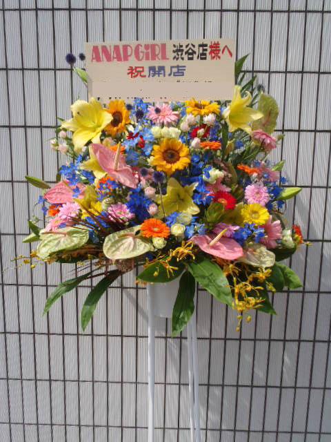 花ギフト|フラワーギフト|誕生日 花|カノシェ話題|スタンド花|ウエディングブーケ|花束|花屋|アナップ様