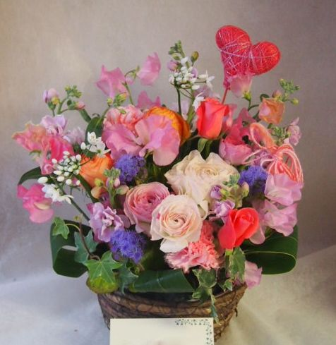 花ギフト|フラワーギフト|誕生日 花|カノシェ話題|スタンド花|ウエディングブーケ|花束|花屋|45718