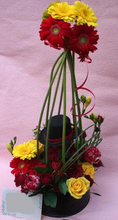 花ギフト|フラワーギフト|誕生日 花|カノシェ話題|スタンド花|ウエディングブーケ|花束|花屋|siruku