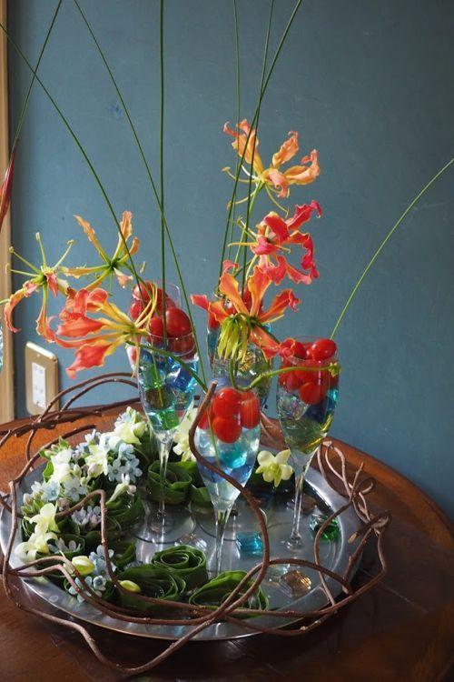 花ギフト|フラワーギフト|誕生日 花|カノシェ話題|スタンド花|ウエディングブーケ|花束|花屋|P6103269