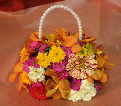 花ギフト|フラワーギフト|誕生日 花|カノシェ話題|スタンド花|ウエディングブーケ|花束|花屋|はなえちゃん バッグ