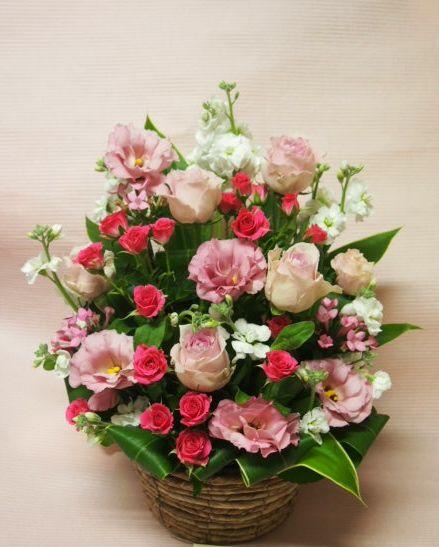 花ギフト|フラワーギフト|誕生日 花|カノシェ話題|スタンド花|ウエディングブーケ|花束|花屋|52565