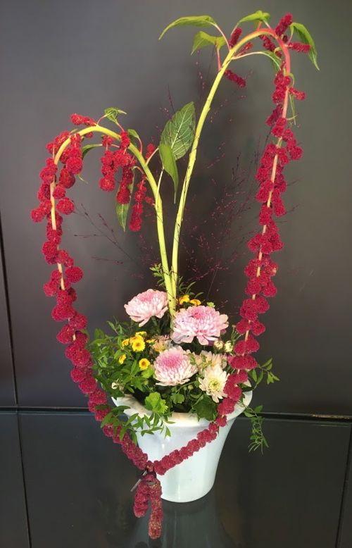 花ギフト|フラワーギフト|誕生日 花|カノシェ話題|スタンド花|ウエディングブーケ|花束|花屋|IMG_2794