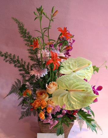 花ギフト|フラワーギフト|誕生日 花|カノシェ話題|スタンド花|ウエディングブーケ|花束|花屋|isama