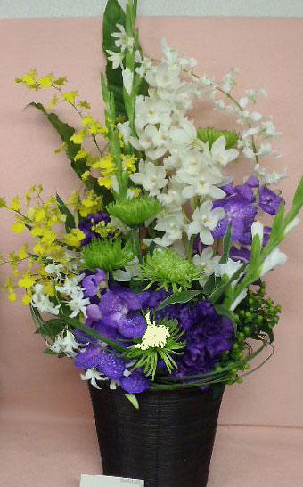 花ギフト|フラワーギフト|誕生日 花|カノシェ話題|スタンド花|ウエディングブーケ|花束|花屋|ayumi3