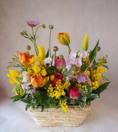 花ギフト|フラワーギフト|誕生日 花|カノシェ話題|スタンド花|ウエディングブーケ|花束|花屋|38495