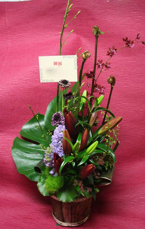 花ギフト|フラワーギフト|誕生日 花|カノシェ話題|スタンド花|ウエディングブーケ|花束|花屋|IMG_0062