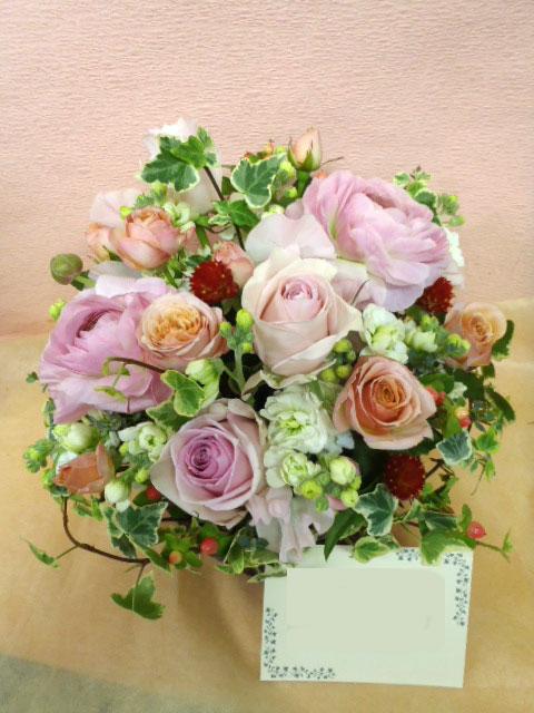 花ギフト|フラワーギフト|誕生日 花|カノシェ話題|スタンド花|ウエディングブーケ|花束|花屋|o-da-