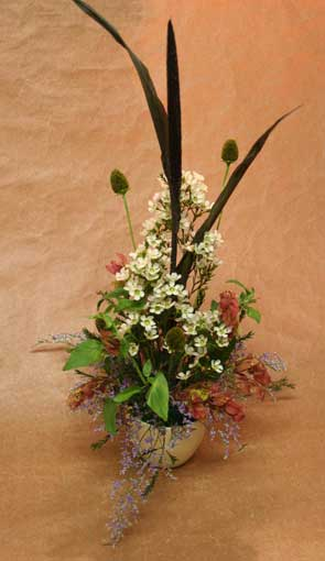 花ギフト フラワーギフト 誕生日 花 カノシェ話題 スタンド花 ウエディングブーケ 花束 花屋 たかこさん こえび