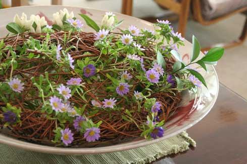 花ギフト フラワーギフト 誕生日 花 カノシェ話題 スタンド花 ウエディングブーケ 花束 花屋 サラ
