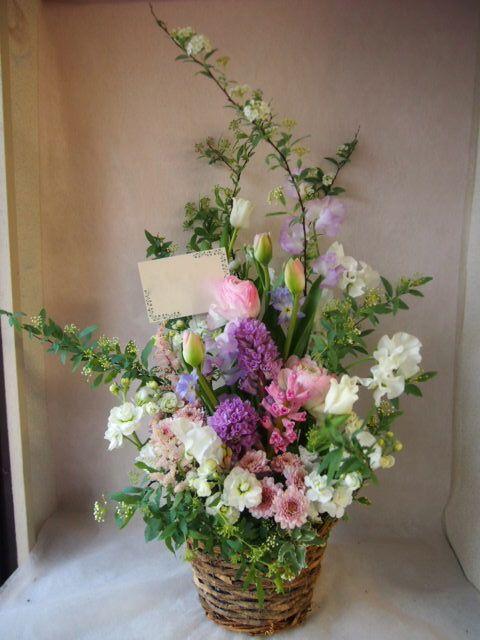 花ギフト|フラワーギフト|誕生日 花|カノシェ話題|スタンド花|ウエディングブーケ|花束|花屋|45796
