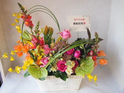 花ギフト|フラワーギフト|誕生日 花|カノシェ話題|スタンド花|ウエディングブーケ|花束|花屋|53287