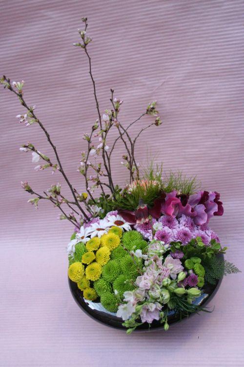 花ギフト|フラワーギフト|誕生日 花|カノシェ話題|スタンド花|ウエディングブーケ|花束|花屋|IMG_1296