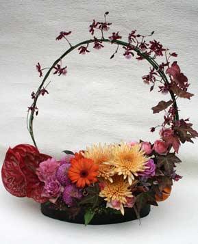 花ギフト|フラワーギフト|誕生日 花|カノシェ話題|スタンド花|ウエディングブーケ|花束|花屋|modern_a2