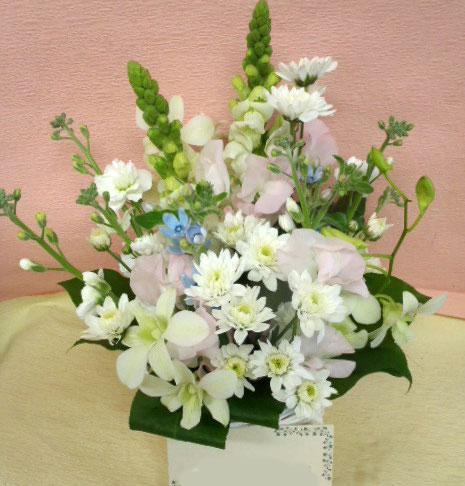 花ギフト フラワーギフト 誕生日 花 カノシェ話題 スタンド花 ウエディングブーケ 花束 花屋 chika-okuyami