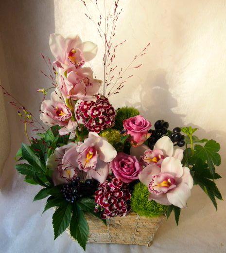花ギフト|フラワーギフト|誕生日 花|カノシェ話題|スタンド花|ウエディングブーケ|花束|花屋|42666(1)