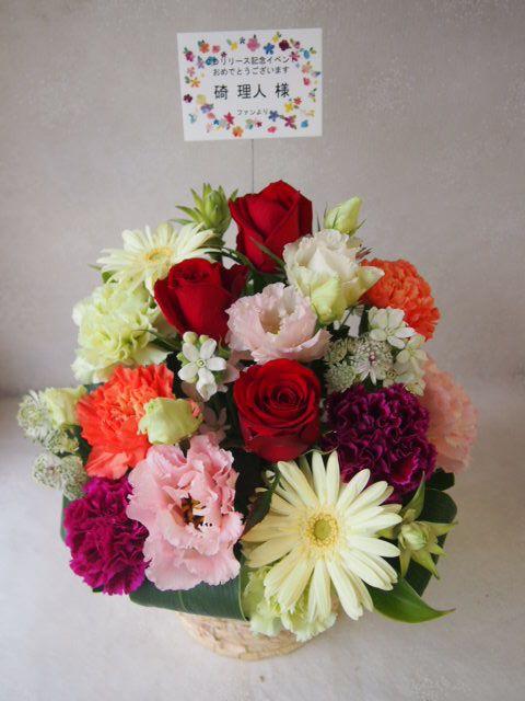 花ギフト|フラワーギフト|誕生日 花|カノシェ話題|スタンド花|ウエディングブーケ|花束|花屋|48906