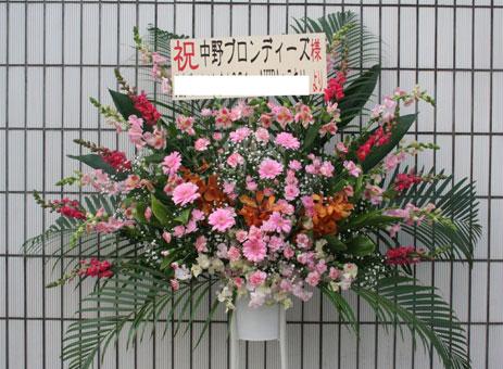 花ギフト フラワーギフト 誕生日 花 カノシェ話題 スタンド花 ウエディングブーケ 花束 花屋 j
