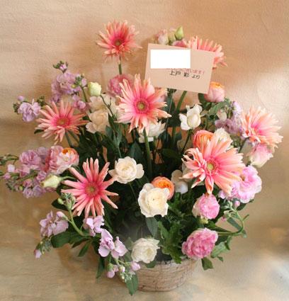 花ギフト|フラワーギフト|誕生日 花|カノシェ話題|スタンド花|ウエディングブーケ|花束|花屋|上戸さま