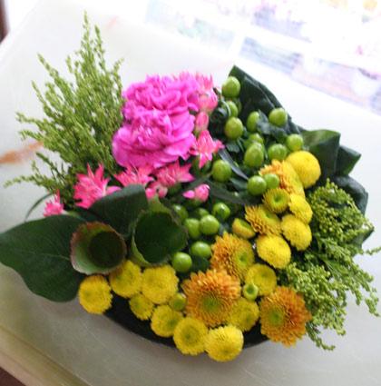 花ギフト|フラワーギフト|誕生日 花|カノシェ話題|スタンド花|ウエディングブーケ|花束|花屋|IMG_2759