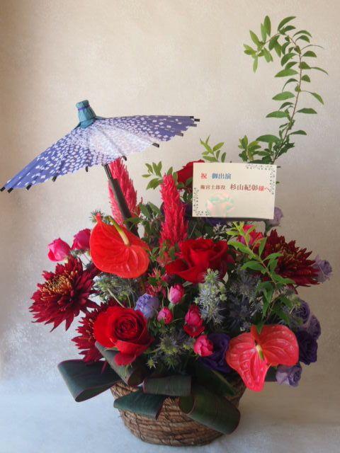 花ギフト|フラワーギフト|誕生日 花|カノシェ話題|スタンド花|ウエディングブーケ|花束|花屋|49325(2)