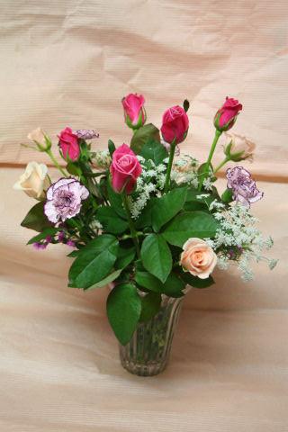 ゆのさん 花瓶