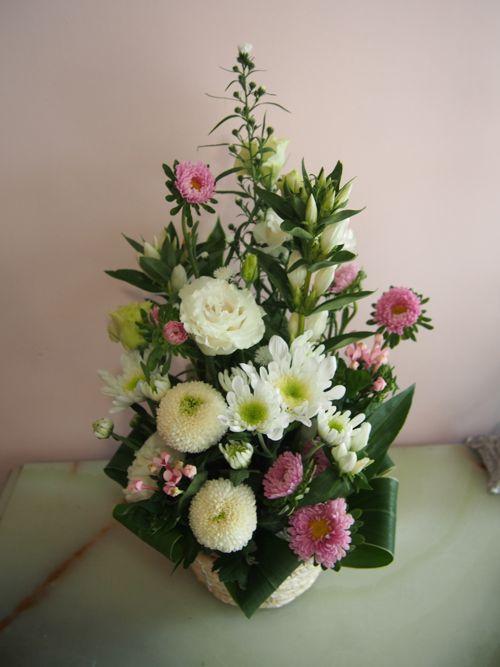 花ギフト|フラワーギフト|誕生日 花|カノシェ話題|スタンド花|ウエディングブーケ|花束|花屋|57707