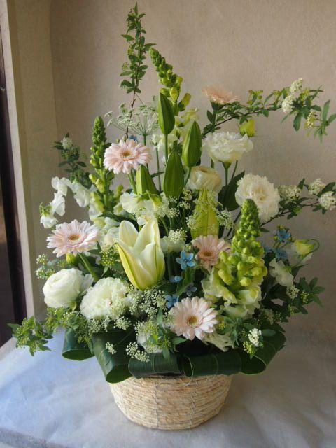 花ギフト|フラワーギフト|誕生日 花|カノシェ話題|スタンド花|ウエディングブーケ|花束|花屋|53631