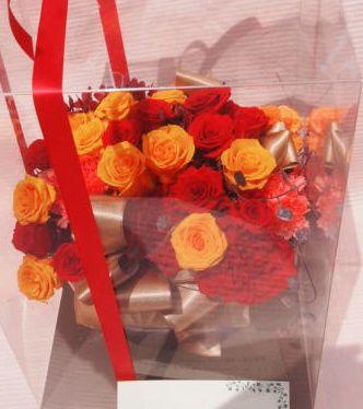 花ギフト|フラワーギフト|誕生日 花|カノシェ話題|スタンド花|ウエディングブーケ|花束|花屋|47103(1)
