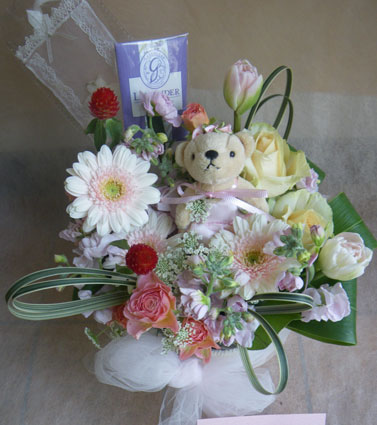 花ギフト|フラワーギフト|誕生日 花|カノシェ話題|スタンド花|ウエディングブーケ|花束|花屋|bareri-na