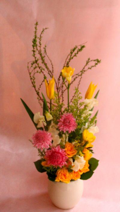 花ギフト|フラワーギフト|誕生日 花|カノシェ話題|スタンド花|ウエディングブーケ|花束|花屋|IMG_6492