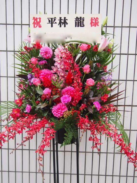 花ギフト|フラワーギフト|誕生日 花|カノシェ話題|スタンド花|ウエディングブーケ|花束|花屋|52752