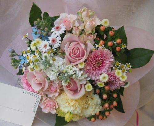 花ギフト|フラワーギフト|誕生日 花|カノシェ話題|スタンド花|ウエディングブーケ|花束|花屋|46792