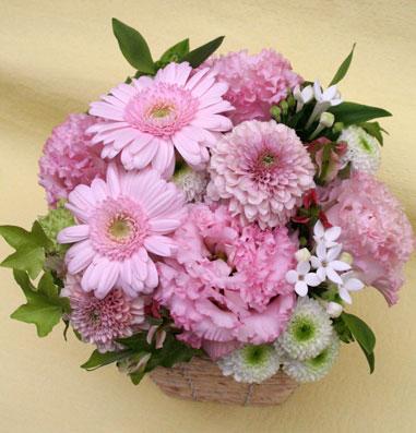 花ギフト|フラワーギフト|誕生日 花|カノシェ話題|スタンド花|ウエディングブーケ|花束|花屋|pink